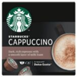 Starbucks Dolce gusto koffiecups cappuccino