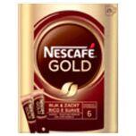 Nescafe Gold oploskoffie - 25 zakjes