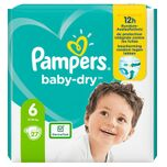 Pampers Baby Dry Luiers S6 Midpak+ (27st)
