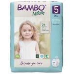 Bambo Nature Babyluier Junior 5 12 - 18 Kg (22st)