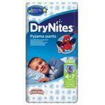 Luiers drynites boy 4-7 jaar 10 stuks