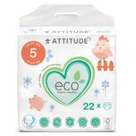 Eco luiers maat 5 (11-25kg) 22st