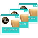 Nescafé Dolce Gusto Flat White capsules - 48 koffiecups
