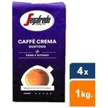 Caffè Crema Gustoso koffiebonen - 4 x 1 kg