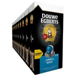 Lungo Decaf Koffiecups - 10 x 10 cups - cafeïnevrij - 100 koffiecups