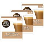 Nescafé Dolce Gusto Cortado Espresso Macchiato capsules - 48 koffiecups