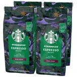 Espresso Dark Roast koffiebonen - 4 zakken à 450 gram
