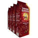 Aroma Rood Koffiebonen Voordeelpak - 4 x 1000 gram
