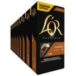 Espresso Lungo Estremo koffiecups - 10 x 10 cups - 100 koffiecups