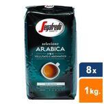 Selezione 100% Arabica koffiebonen - 8 x 1 kg