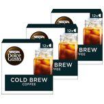 Nescafé Dolce Gusto Cold brew capsules - ijskoffie - 36 koffiecups