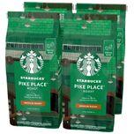 Pike Place Medium Roast koffie - koffiebonen - 4 zakken à 450 gram