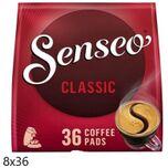 Senseo Base Classic koffiepads - 8 x 36 pads