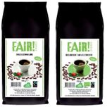   Biologische snelfilterkoffie   8 x 900 gram