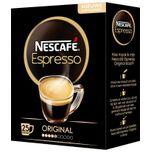 Espresso oploskoffie - 6 doosjes à 25 zakjes