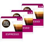 Nescafé Dolce Gusto Espresso capsules - 48 koffiecups