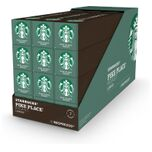 By Nespresso Pike Place Medium Roast capsules - 120 koffiecups
