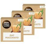 Nescafé Dolce Gusto Oat Macchiato capsules - vegan koffie - 36 koffiecups