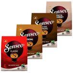 Koffiepads Variatiepakket - 4 x 36 pads - Classic, Strong, Extra Strong, Mocca - voor in je ® machine