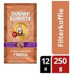 Mocca Filterkoffie - 12 x 250 gram
