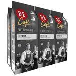 D.E Café Intens Filterkoffie - 6 x 250 gram