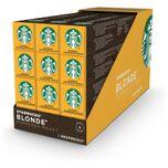 By Nespresso Blonde Espresso Roast capsules - 120 koffiecups
