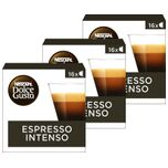Nescafé Dolce Gusto Espresso Intenso capsules - 48 koffiecups