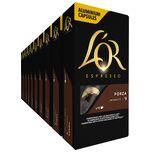 Espresso Forza Koffiecups - 10 x 10 cups - 100 koffiecups
