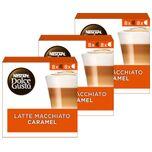 Nescafé Dolce Gusto Caramel Macchiato capsules - 48 koffiecups
