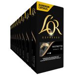 Espresso Ristretto Koffiecups - 10 x 10 cups - 100 koffiecups
