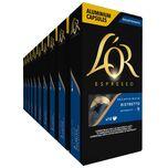 Espresso Ristretto Decaffeinato - 10 x 10 cups - 100 koffiecups