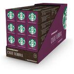 By Nespresso Caffe Verona Dark Roast capsules - 120 koffiecups