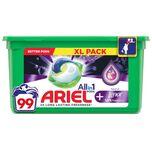 Allin1 Pods + Unstoppables Wasmiddel - Voordeelverpakking 99 Wasbeurten -Wasmiddel Pods