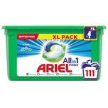 All in 1 Pods Alpine Wasmiddel - Voordeelverpakking 3 x 37 Wasbeurten - Wasmiddel Pods