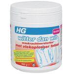 Witter dan wit waskrachtversterker met vlekoplosser totaal - 400gr - extra krachtig tegen vlekken - voor handwas & machine