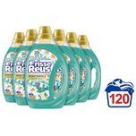 Frisse Reus Bali Gel Vloeibaar Wasmiddel - Witte Was - Voordeelverpakking - 120 wasbeurten