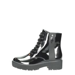 Chunky Boots Zwartlak