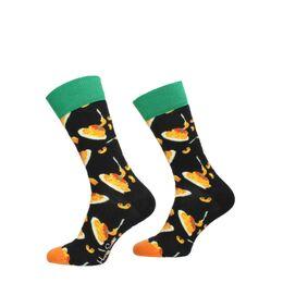 Mac & Cheese Sock