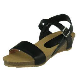 Dames Sandalet op lage sleezool