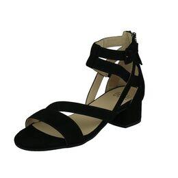 Trendy gekleed Sandalet