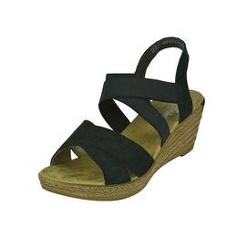 Sandalet op Sleehak
