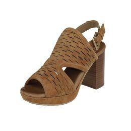 Sandalet op Hak, en plateauzool