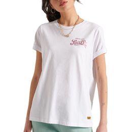 Glitter Sparkle Shirt Dames