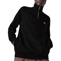Zip Stand-Up Collar Sweater Heren