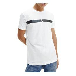 Horizontal CK Panel Shirt Heren