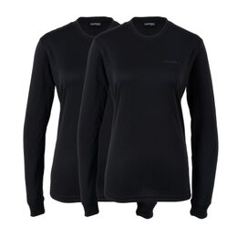Basic Thermo Longsleeve Dames (2-pack)