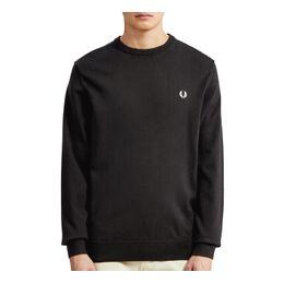 Classic Crew Neck Jumper Sweater Heren