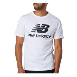 Essential Stacked Logo Shirt Heren