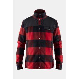 Canada Wool Padded Jas Rood