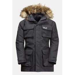 Snow Explorer Jacket K Jas Donkergrijs
